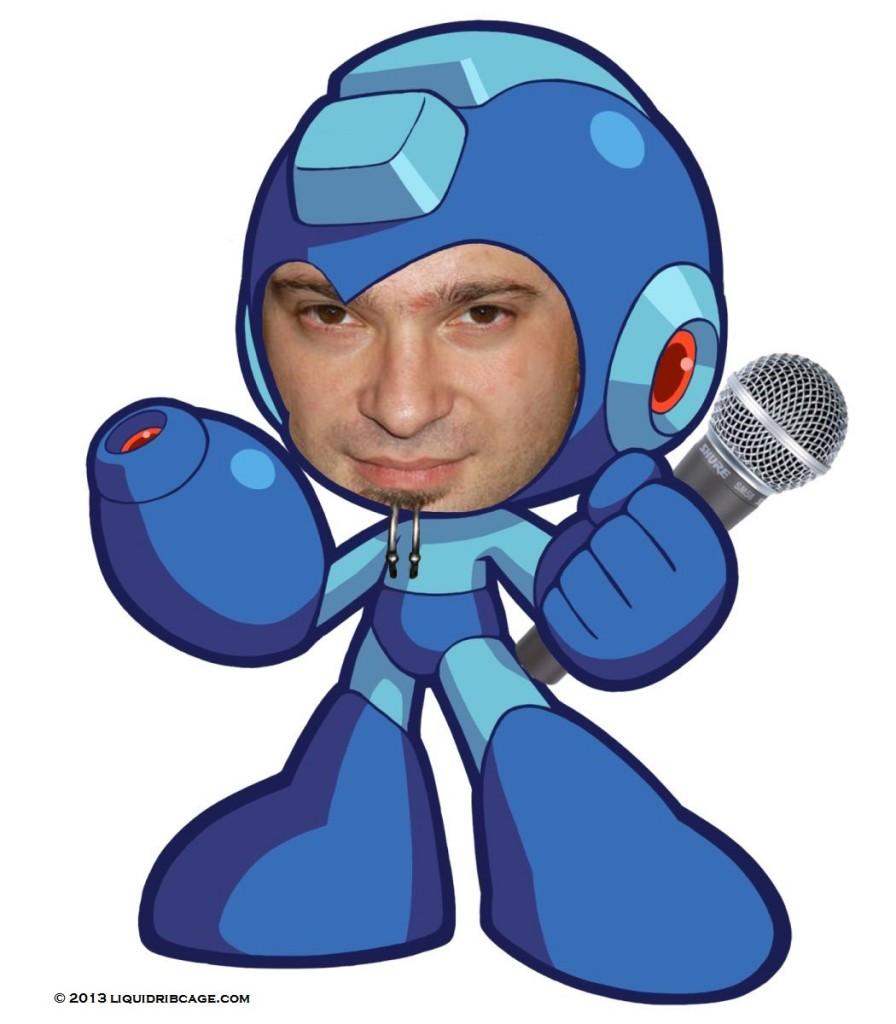 Mega Man Draiman