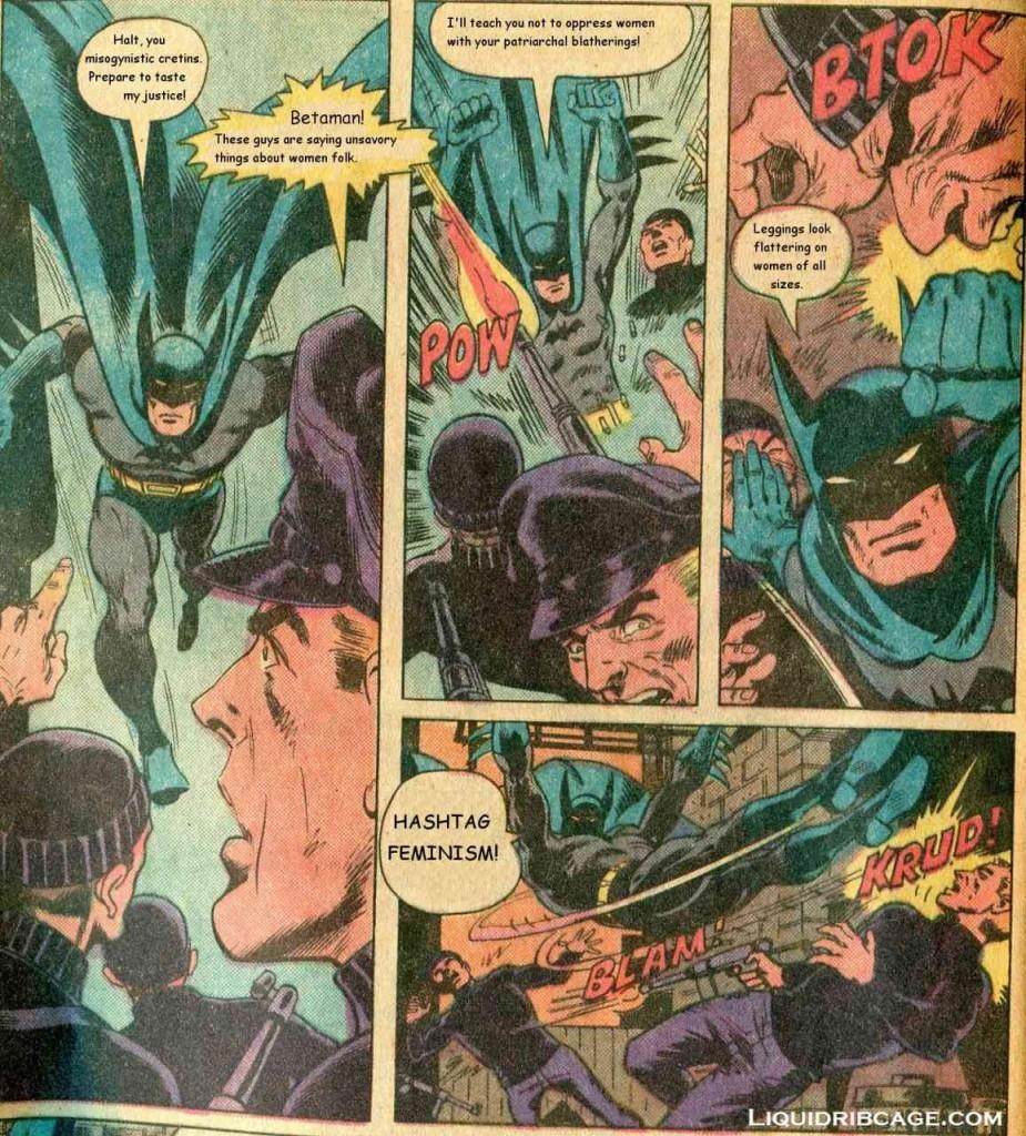 Feminist Batman