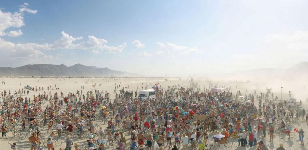 Waldo Burning Man