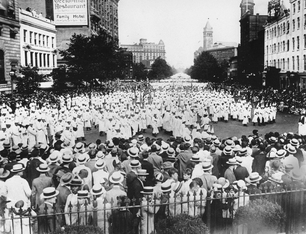 Waldo Ku Klux Klan Rally