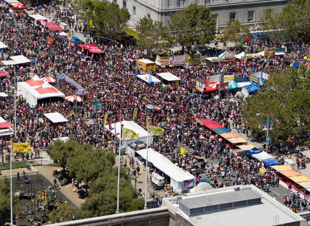 Waldo Gay Pride Parade