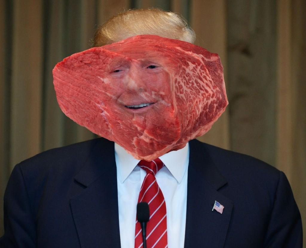 Donald Rump Roast